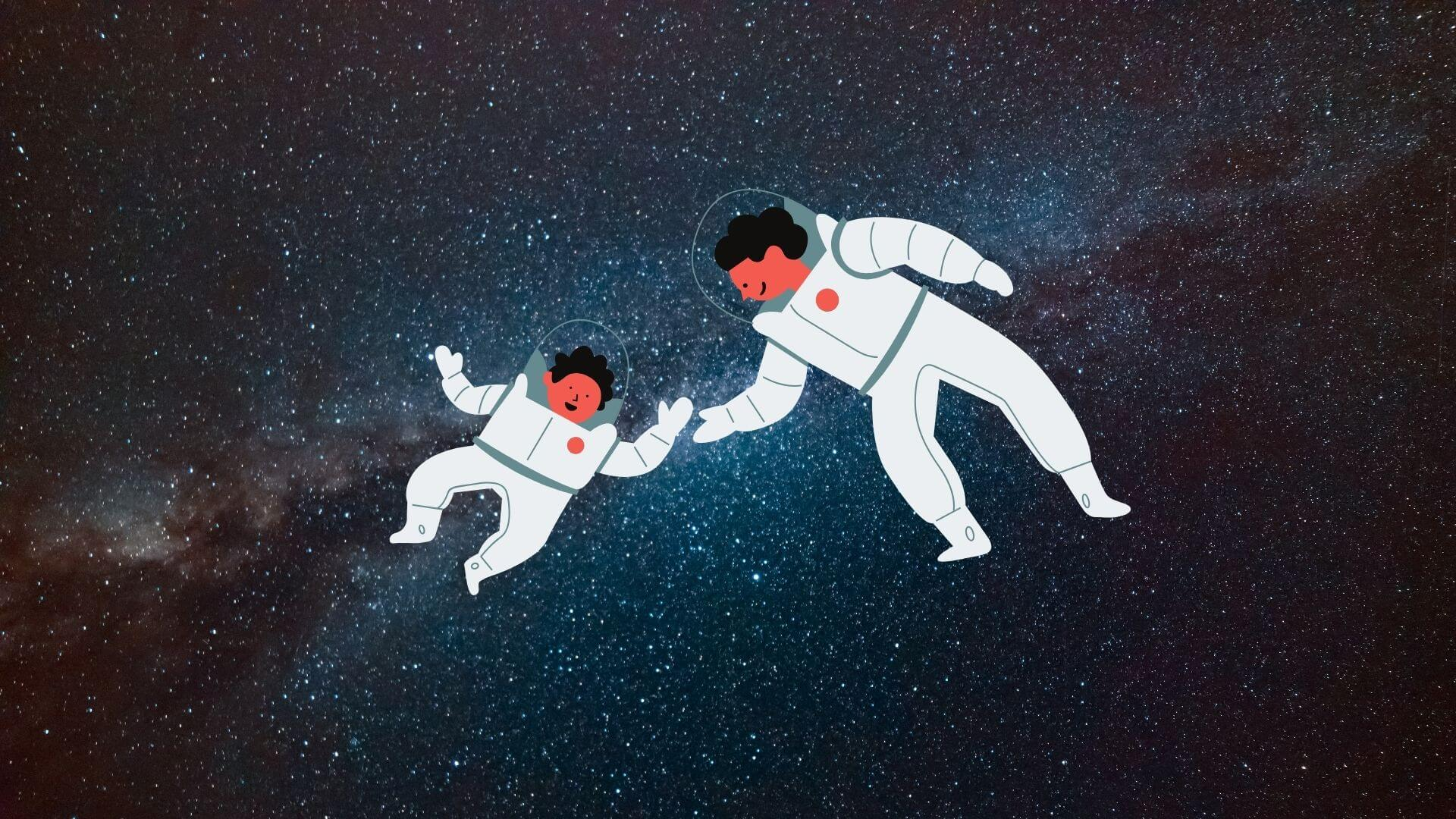 What happens if you don't wear a spacesuit
