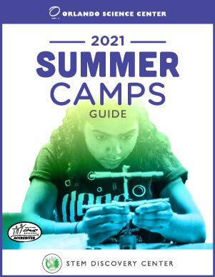 Summer Camps 2021 Cover