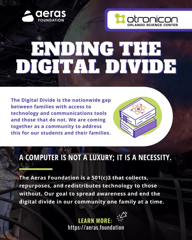 Ending the digital divide