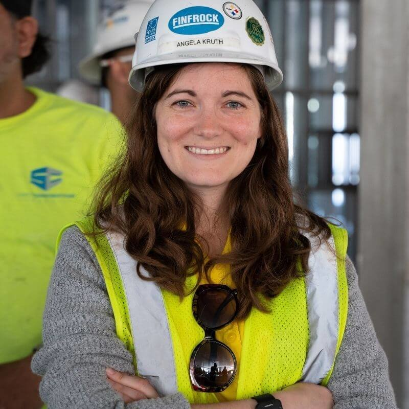 FINFROCK Chief Project Engineer Angela Kruth, P.E.