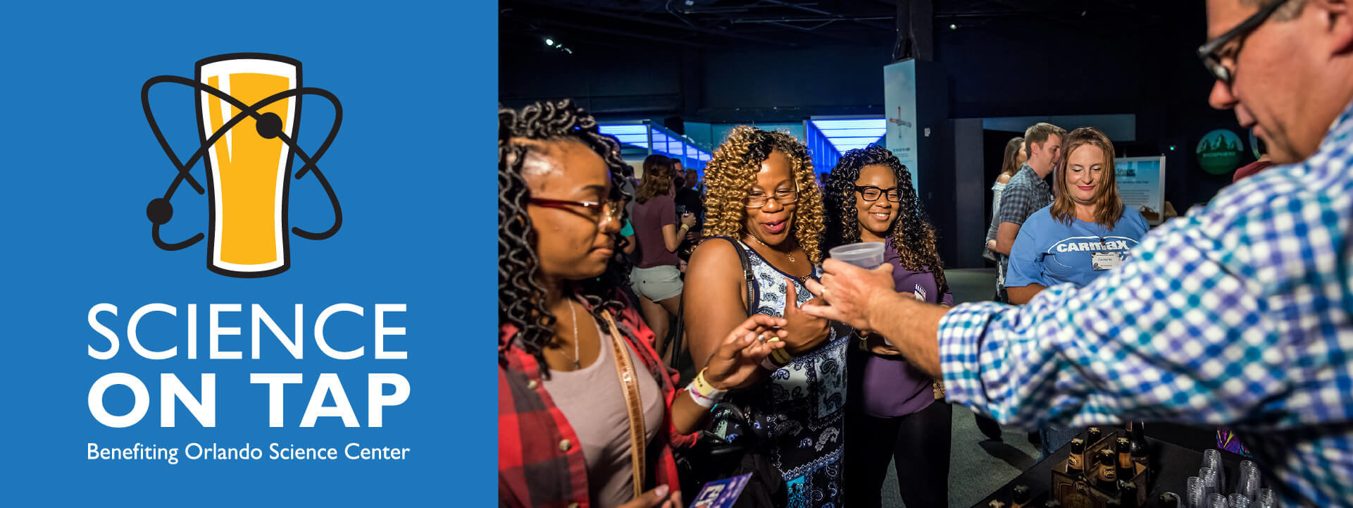 Science on Tap – Benefiting Orlando Science Center