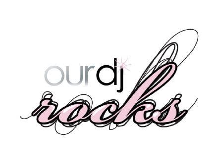 Our DJ Rocks Logo