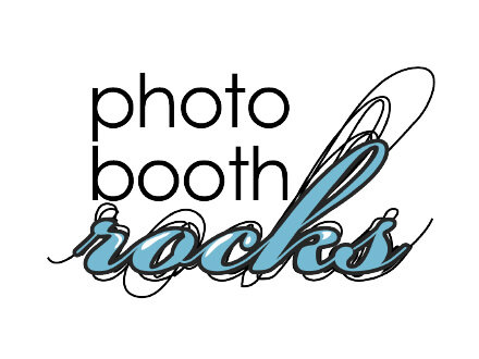 Our Photo Booth Rocks Logo