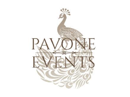 PAVONE EVENTS Logo