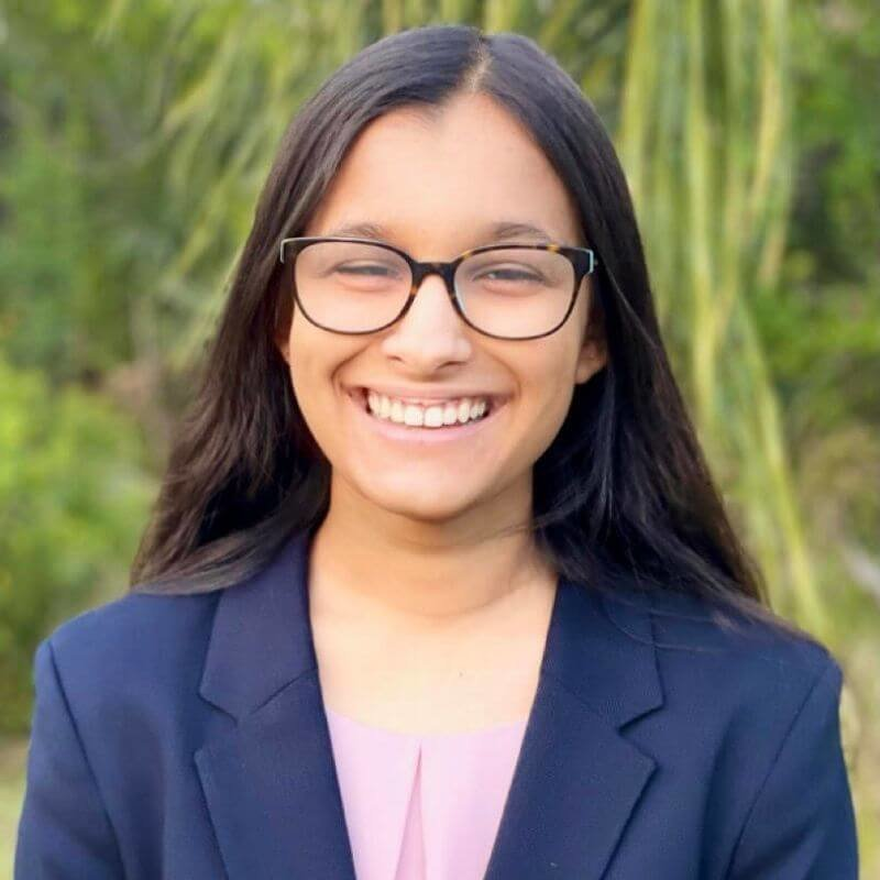 Annika Vaidyanathan - One of the Central Florida Teens Change the World