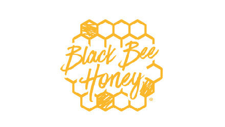 Black Bee Honey logo