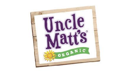 Uncle Matt's Organic logo