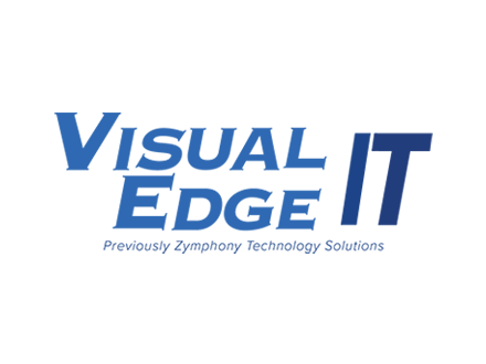 Visual Edge IT Logo