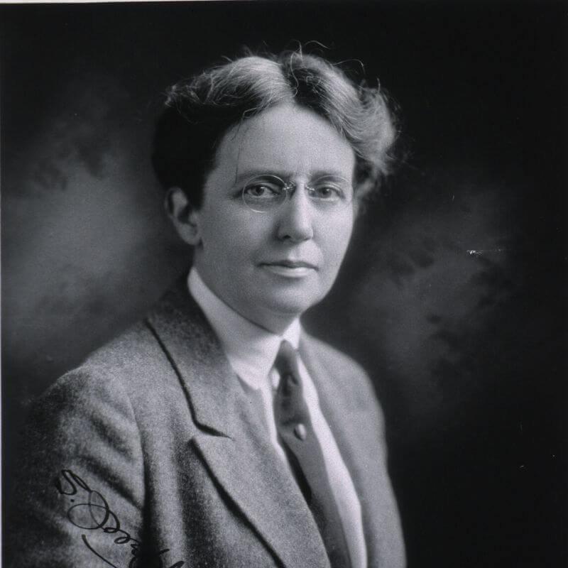 important LBGTQ scientists included Sarah Josephine Baker
