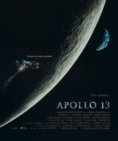 apollo 13 movie cover