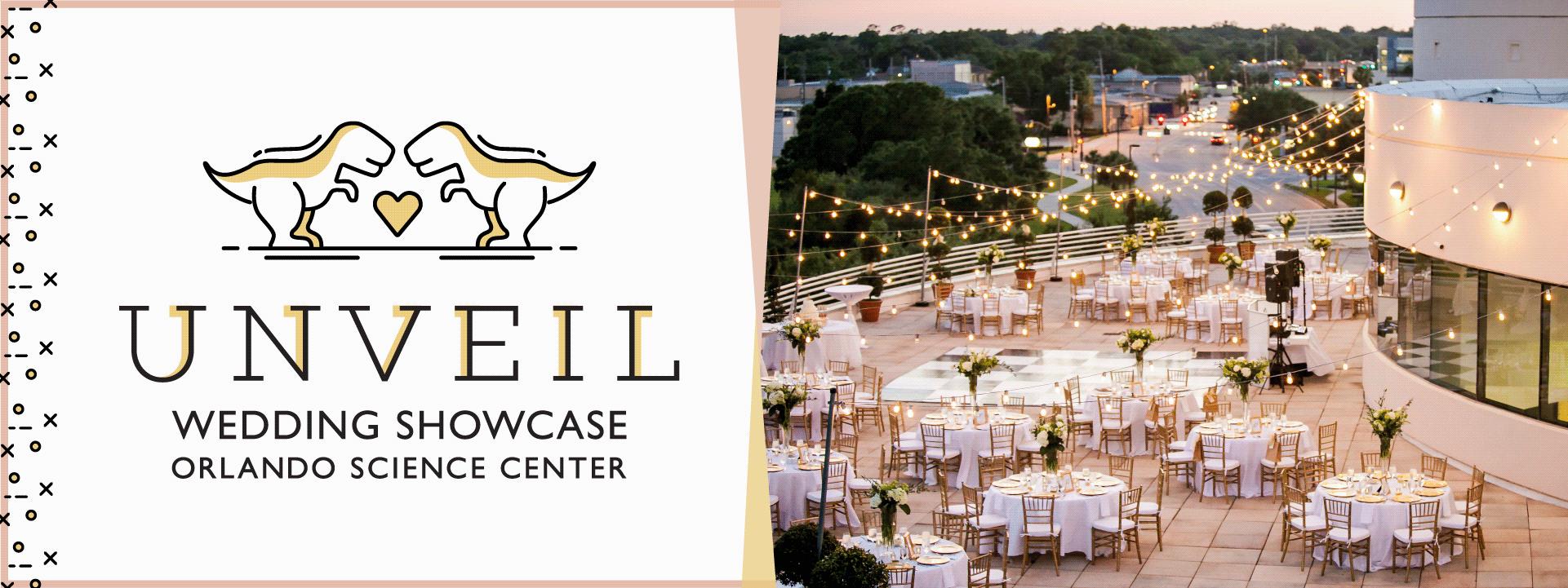 Unveil Wedding Showcase Orlando Science Center