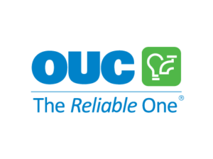 OUC The Reliable One Logo