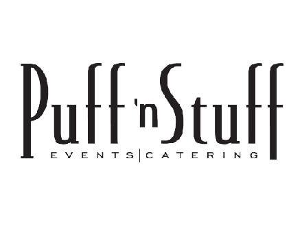 Puff 'n Stuff Catering Logo