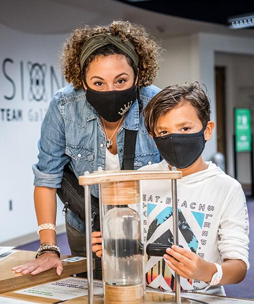 Orlando Science Center Fusion Exhibits Vaccines
