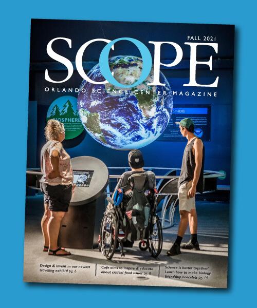 SCOPE Magazine Cover Fall 2021
