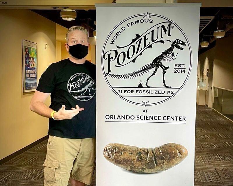 poozeum founder George Frandsen